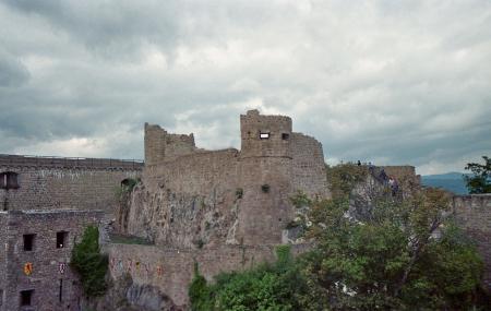 Hohlandsbourg Castle, Colmar