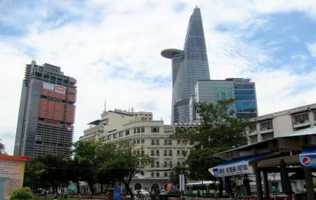 Bitexco Financial Tower Skydeck, Ho Chi Minh City