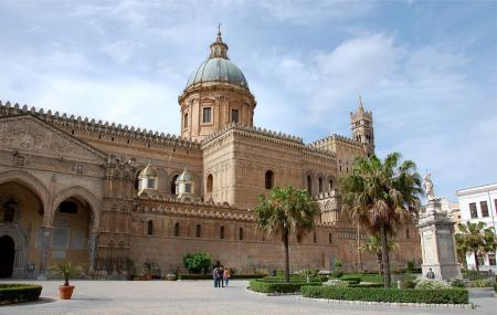 Palermo Cathedral Image