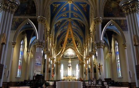 Notre-dame Of The Sacred Heart, Moncton