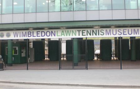 Wimbledon Lawn Tennis Museum, London