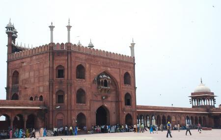 Shah Jahan's Mosque, Ajmer