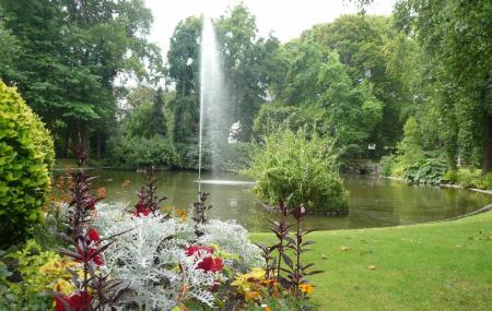 Jardin Des Plantes, Nantes