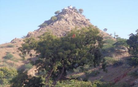 Pap Mochani Temple Image