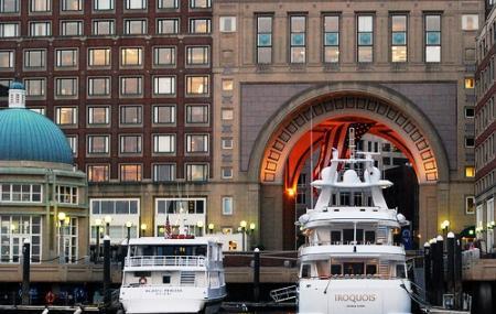 Rowes Wharf Image