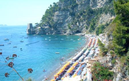 Spiaggia Del Fornillo Image