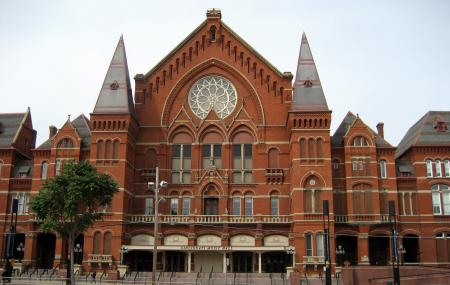 Cincinnati Music Hall, Cincinnati