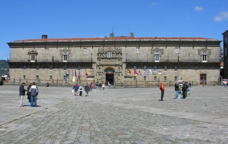 Hostal Dos Reis Catolicos Or Catholic Kings Hostal, Santiago De Compostela
