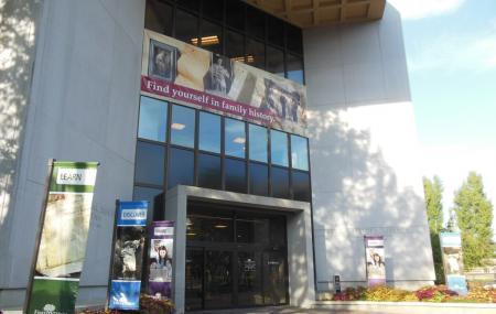 Family History Library, Salt Lake City