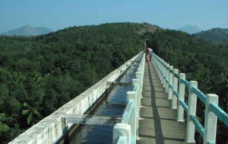 Mathur Aqueduct Image