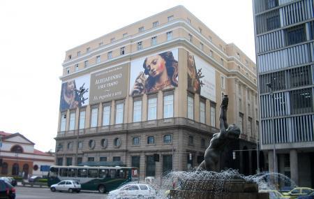 Centro Cultural Banco Do Brasil, Rio De Janeiro