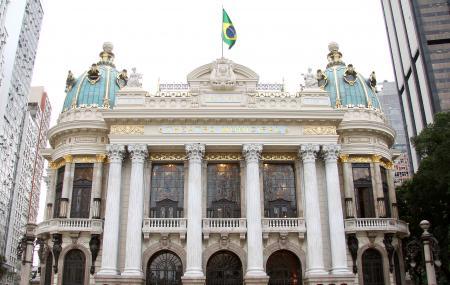 Theatro Municipal Do Rio De Janeiro, Rio De Janeiro
