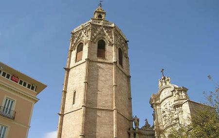 Miguelete Tower Image