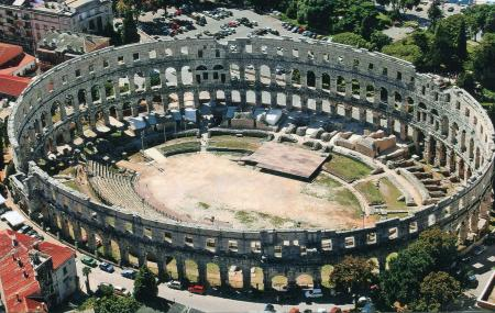 The Arena, Pula