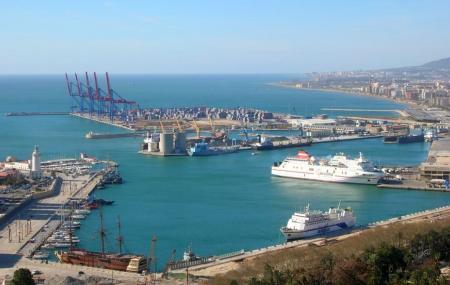 Puerto De Málaga Image