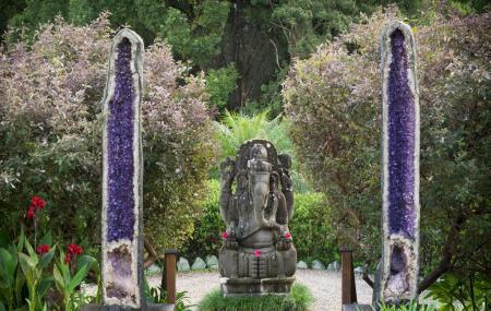 The Crystal Castle And Shambhala Gardens Image