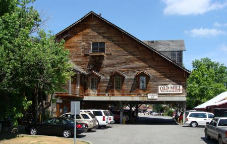The Old Mill Restaurant, Pigeon Forge