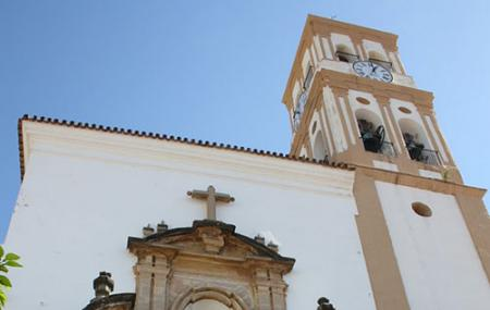 Church Of The Incarnation Or Iglesia Mayor De La Encarnacion, Marbella