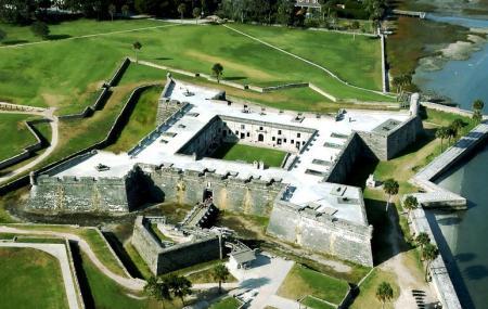 Castillo De San Marcos Image