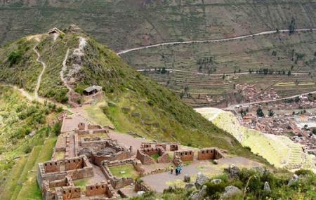 Pisac Ruins, Cusco
