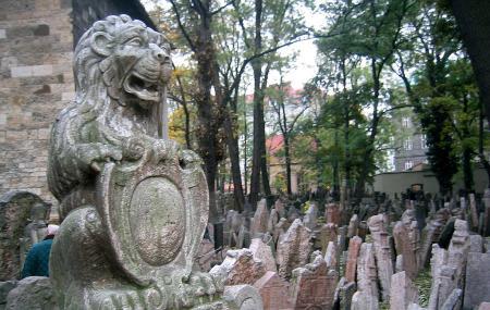 Old Jewish Cemetery Image