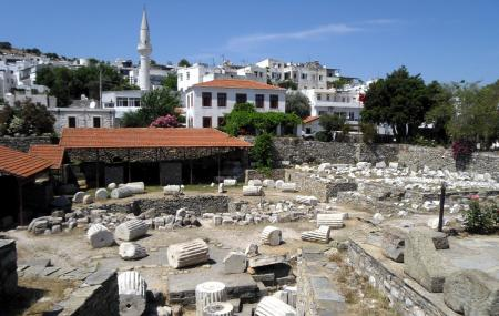 Mausoleum At Halicarnassus Image