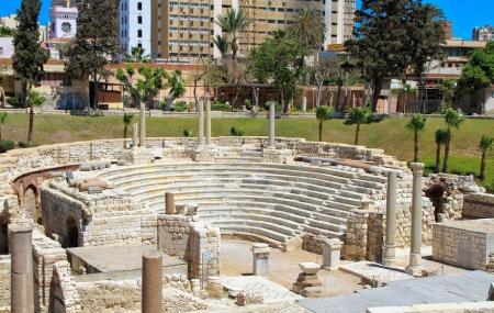 Roman Amphitheatre And Kom El Dikka, Alexandria