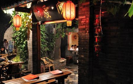 Kuan-zhai Ancient Street Of Qing Dynasty, Chengdu