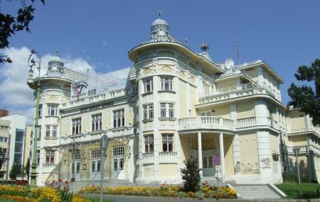 Gergely Csiky Theatre, Kaposvar