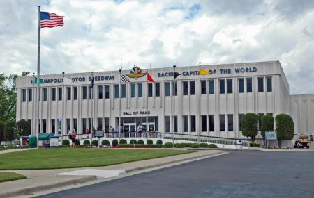 Indianapolis Motor Speedway Hall Of Fame Museum, Indianapolis