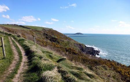 Ballycotton Cliff Walk, Cork