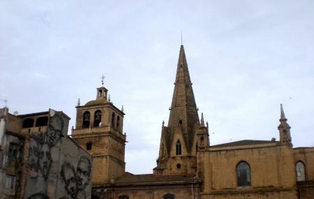 Church Of Santa Maria De Palacio, Logrono