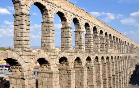 Aqueduct Of Segovia Image