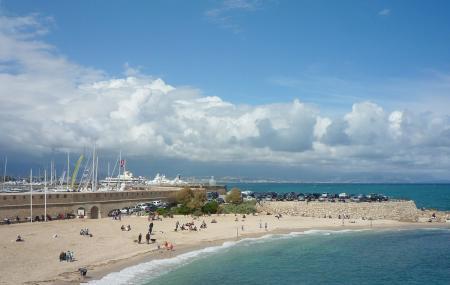 Juan Les Pins Main Beach, Antibes