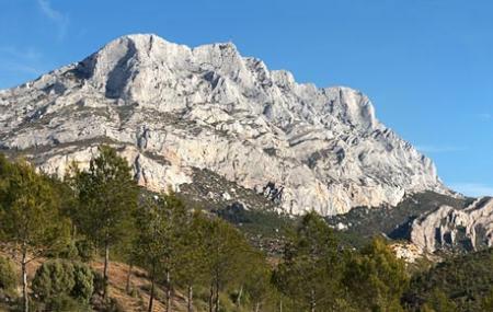 Montagne Sainte Victoire, Aix-en-provence