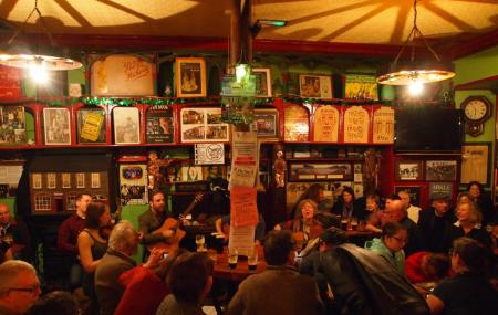 O'sullivan's Courthouse Pub, Dingle