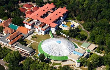 Big Forest Aquarium, Mediterranean Spa, Water Park, Debrecen