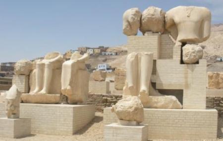 Temple Of Merenptah Image