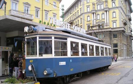Opicina Tramway Image