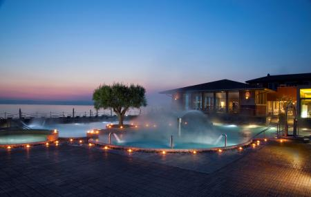 Thermal Wellness Centre Aquaria Or Centro Benessere Termale Aquaria, Sirmione