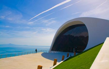 Auditorium Oscar Niemeyer, Ravello