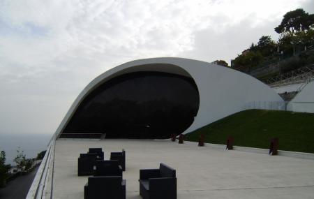 Auditorium Oscar Niemeyer Image