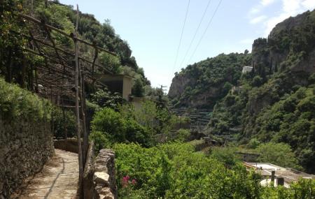 Ravello - Atrani Walk, Ravello