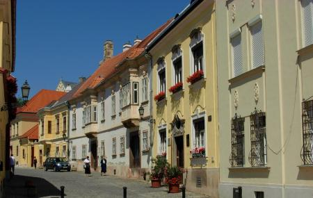Gyor Old Town Area Image