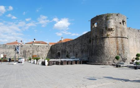 Budva City Walls, Budva