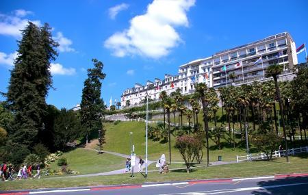 Boulevard Des Pyrenees, Pau