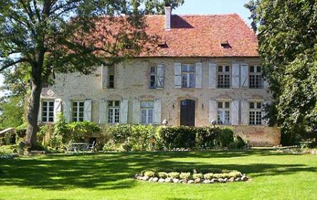 Manor House Of Momas, Pau