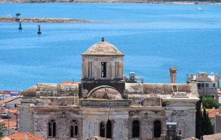 Taksiyarhis Kilisesi, Ayvalik