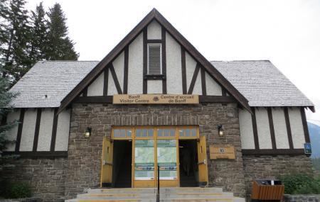 Banff Visitor Information Centre, Banff