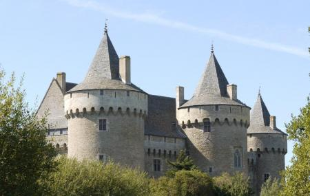 Chateau De Suscinio, Vannes